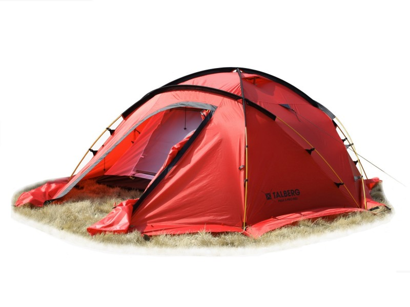 фото Палатка Talberg Peak Pro 3 Red