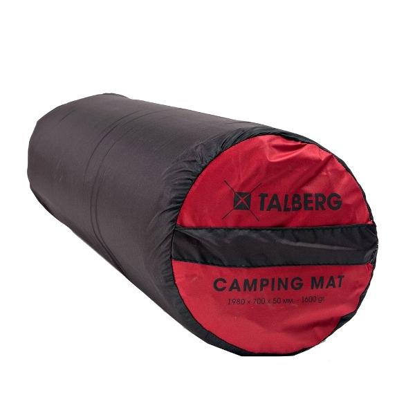 фото Коврик самонадувающийся Talberg Camping Mat