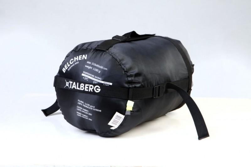 фото Спальный мешок Talberg BELCHEN (t°комф. 5)