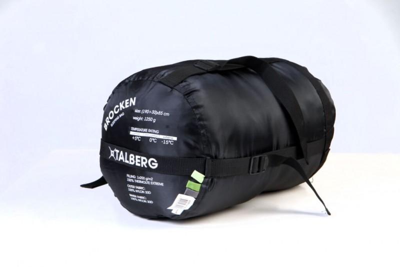 фото Спальный мешок Talberg BROCKEN (t°комф. 5)