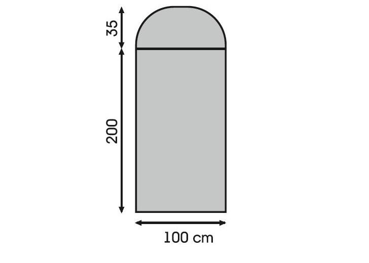 фото Talberg - Спальный мешок SEEBUCK (t°комф. 0)