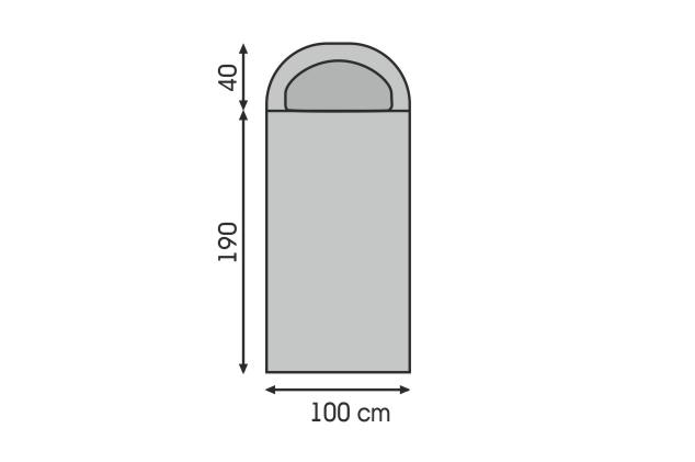 фото Спальный мешок Talberg ALB (t°комф. 15)