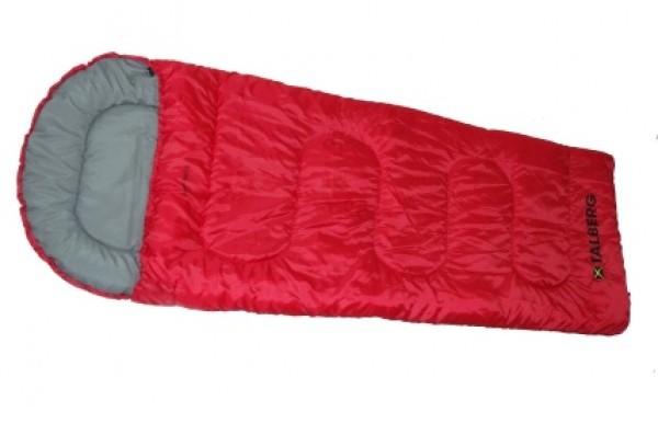 фото Спальный мешок Talberg CAMP RED (t°комф. 20)
