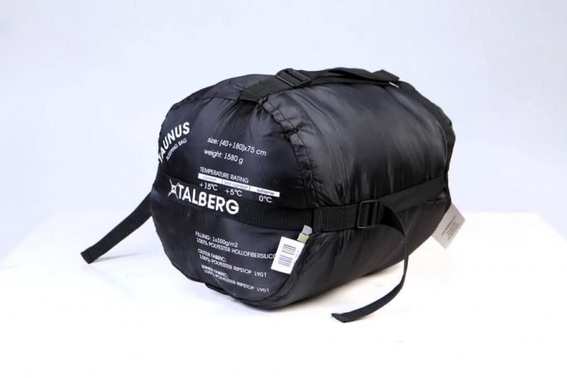 фото Спальный мешок Talberg TAUNUS (t°комф. 15)