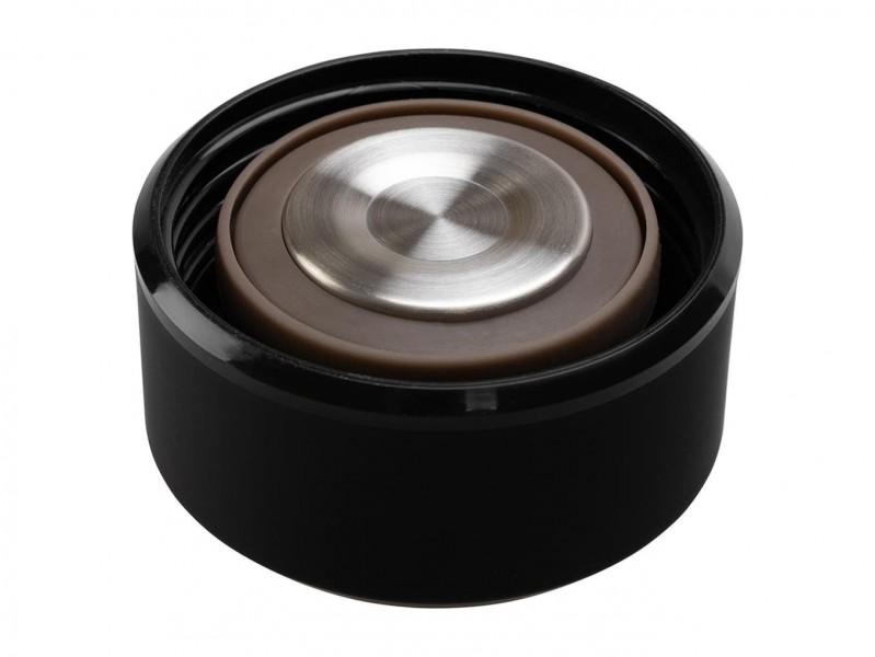 фото Термос 450мл NISUS N.TM-049-B черный с экраном и термодатчиком