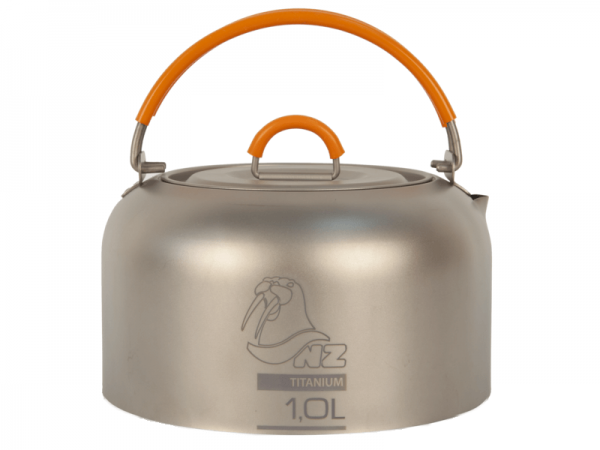 NZ - Походный чайник Ti Kettle 1000 ml TK-101