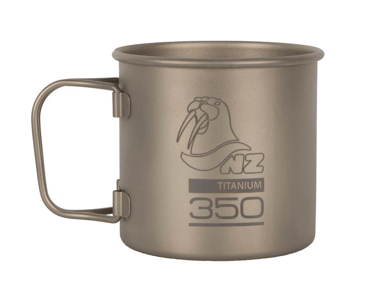 фото NZ - Кружка Ti Cup 350 ml TM-350FH