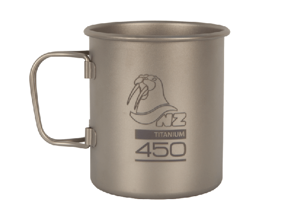 NZ - Кружка Ti Cup 450 ml TM-450FH