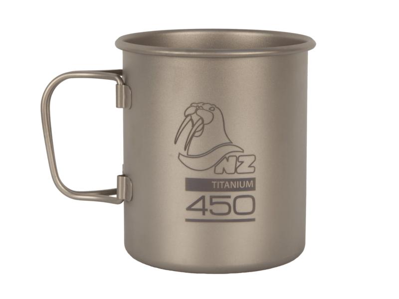 фото NZ - Кружка Ti Cup 450 ml TM-450FH