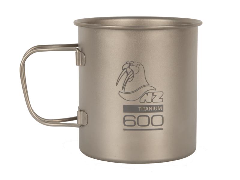 фото NZ - Кружка Ti Cup 600 ml TM-600FH