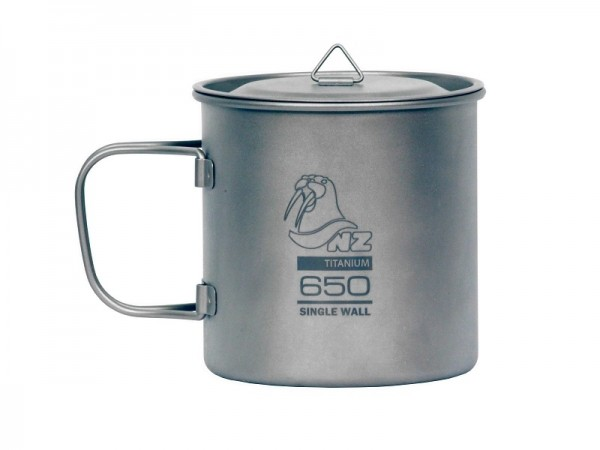 NZ - Кастрюля Ti Cup 650 ml TM-650WL