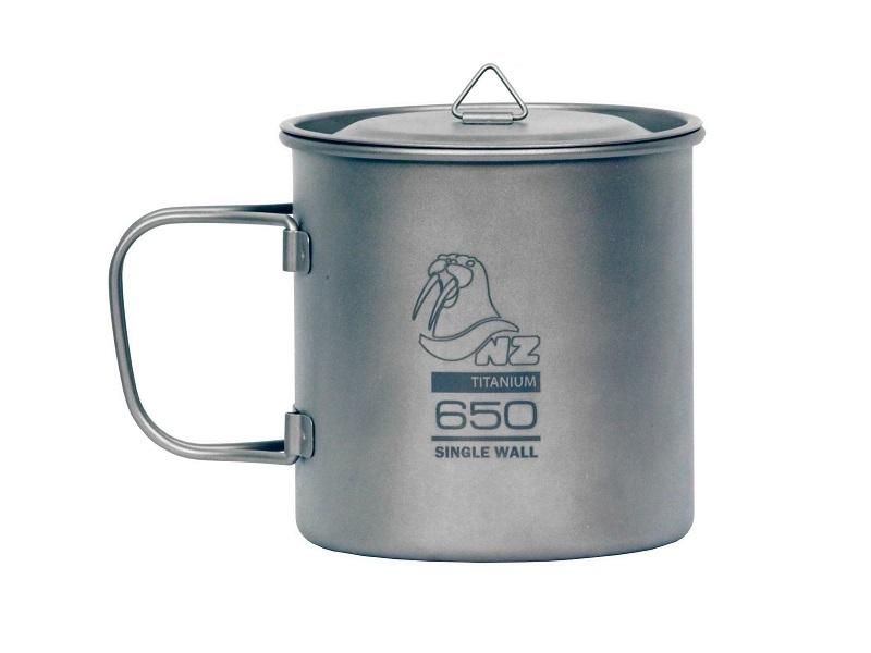 фото NZ - Кастрюля Ti Cup 650 ml TM-650WL
