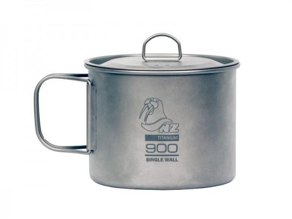 NZ - Кастрюля Ti Cup 900 ml TM-900WL