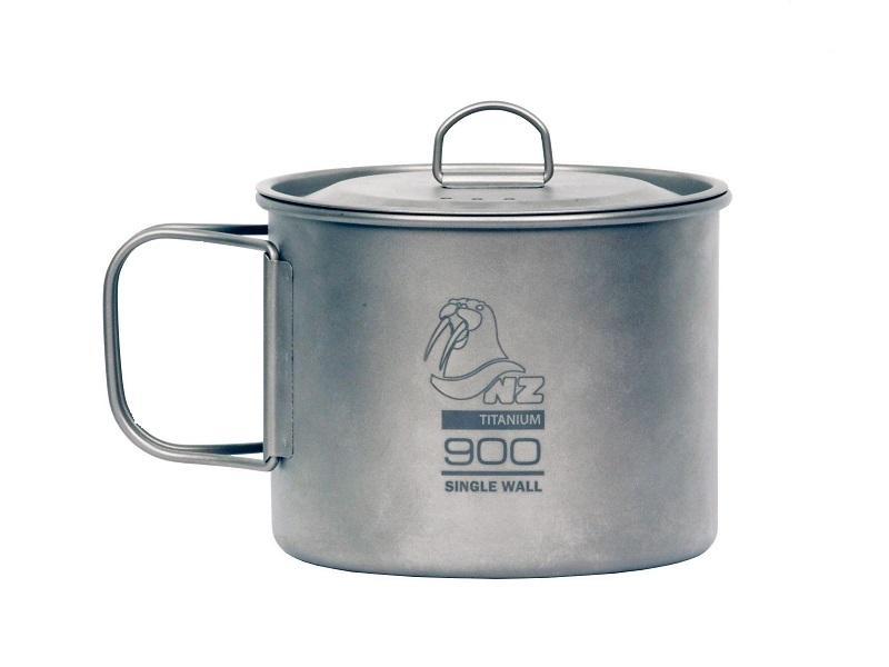 фото NZ - Кастрюля Ti Cup 900 ml TM-900WL