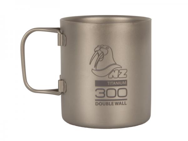 NZ - Термокружка Ti Double Wall Mug 300 ml TMDW300FH