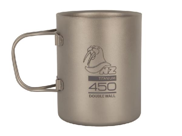 NZ - Термокружка Ti Double Wall Mug 450 ml TMDW450FH