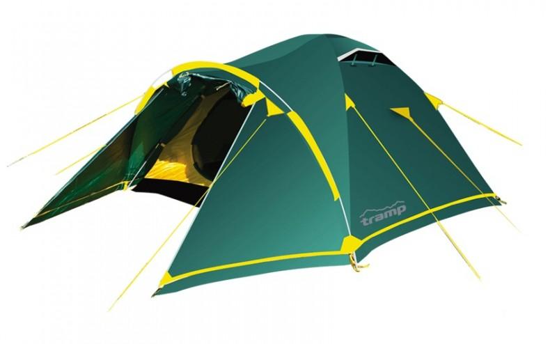 фото Палатка Tramp Stalker 4 v2