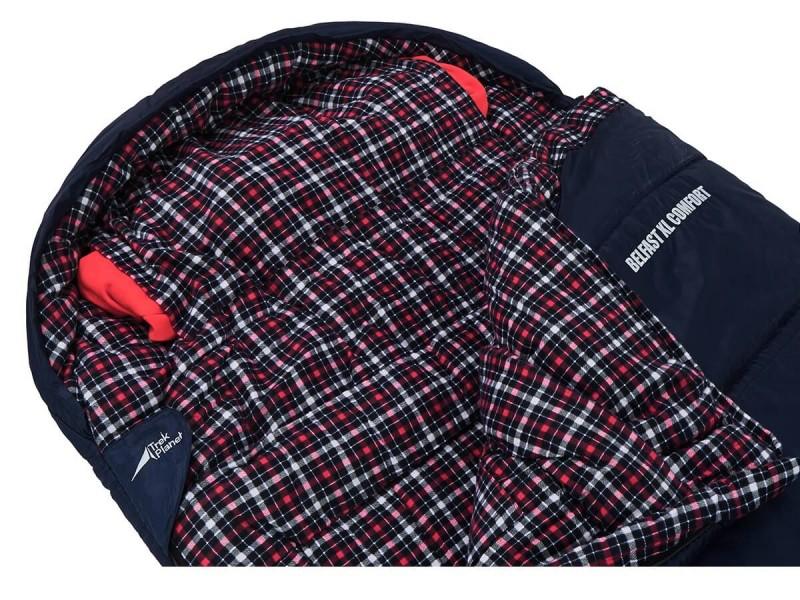 фото Спальный мешок Trek Planet Belfast XL Comfort (t°комф. 0)