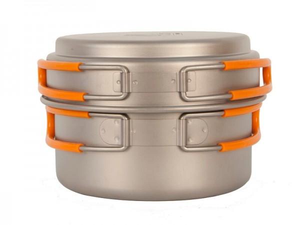 NZ - Кастрюля Ti Cookware 800 ml TS-012