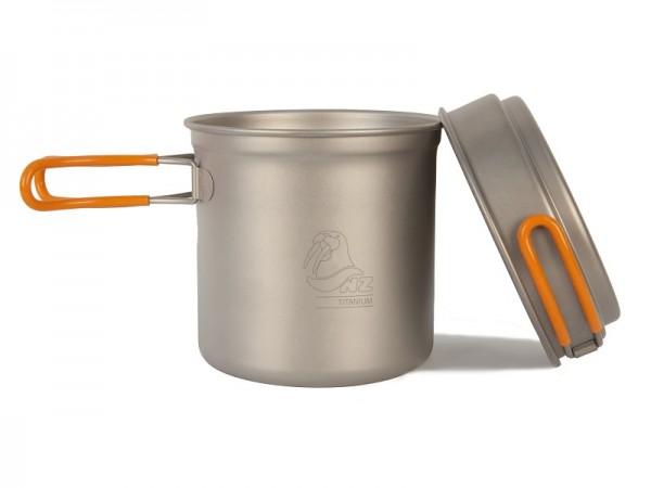 NZ - Кастрюля Ti Cookware 1200 ml TS-013