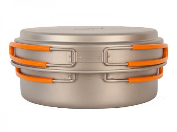 NZ - Кастрюля Ti Cookware 950 ml TS-016