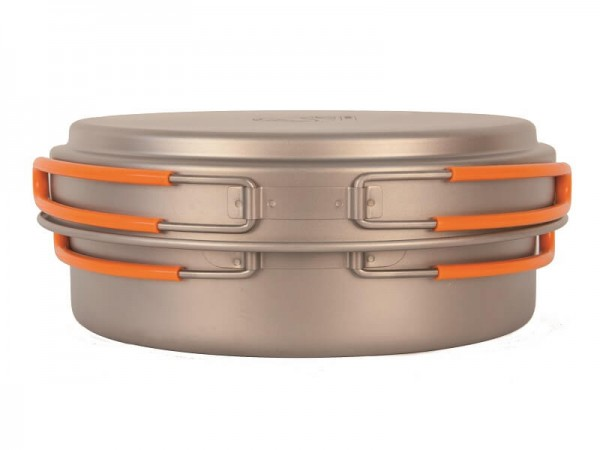 NZ - Кастрюля Ti Cookware 1250 ml TS-017