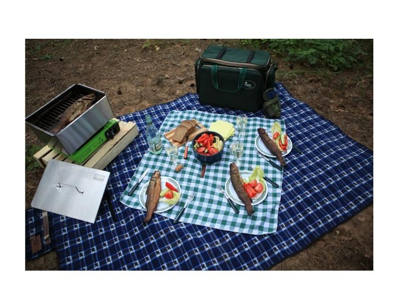фото Универсальная коптильня Camping World Gurman S (1 ярус)