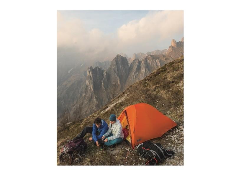фото Палатка Vaude Hogan UL 2P