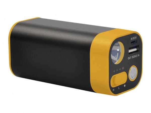 Внешний аккумулятор с грелкой для рук 3-в-1 AceCamp на 8800 мАч