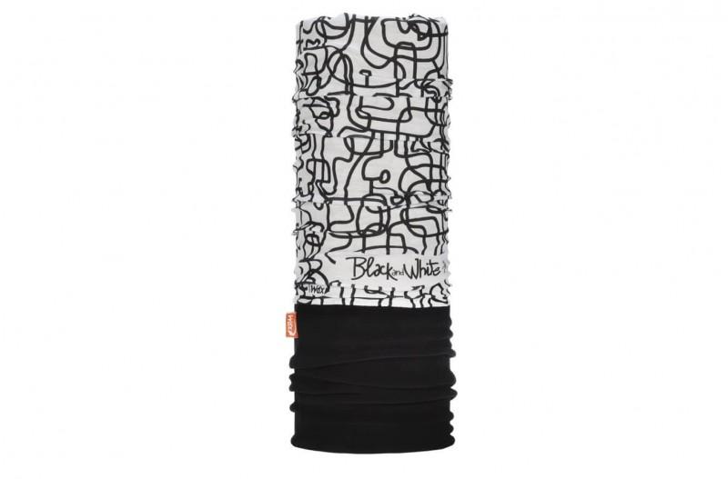 фото Wind X-treme - Бандана-шарф PolarWind 2105 Black White