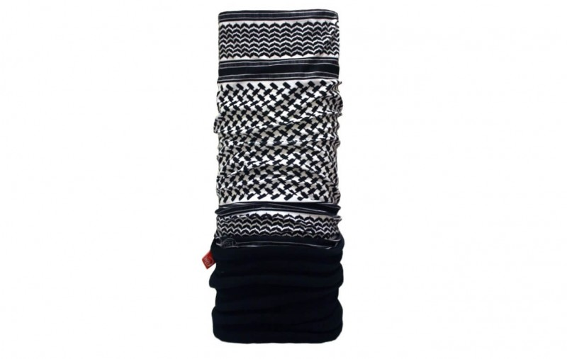 фото Wind X-treme - Бандана-шарф PolarWind 2114 Pashmina Black