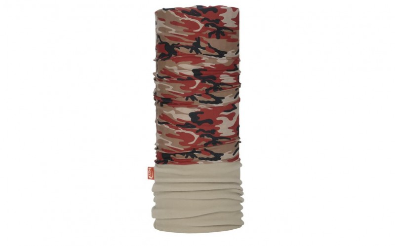 фото Wind X-treme - Бандана-шарф PolarWind 2169 Camouflage Red