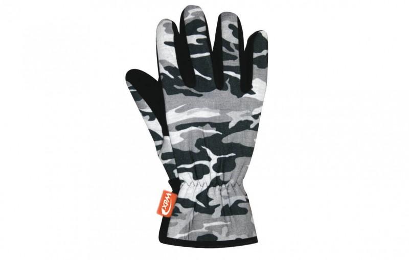 фото Wind X-treme - Перчатки Gloves Plain 171 Camouflage Black