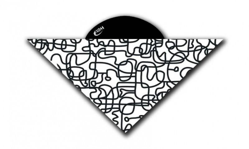 фото Wind X-treme - PeakWind Косынка 7105 Black & White