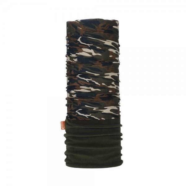фото Wind X-treme - PolarWind DryTherm бандана 13067 Camouflage Kaki