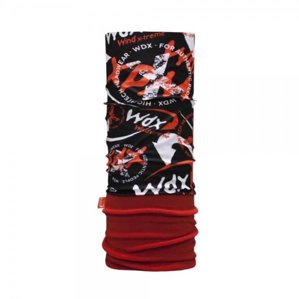 фото Wind X-treme - PolarWind DryTherm бандана 13082 Collage Red