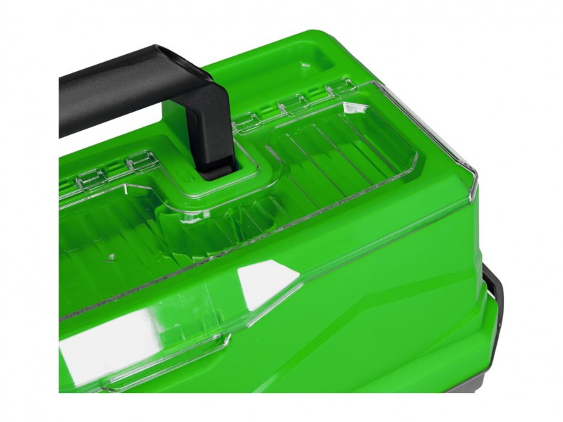 фото Ящик для снастей NISUS Tackle Box N-TB-3-G зеленый