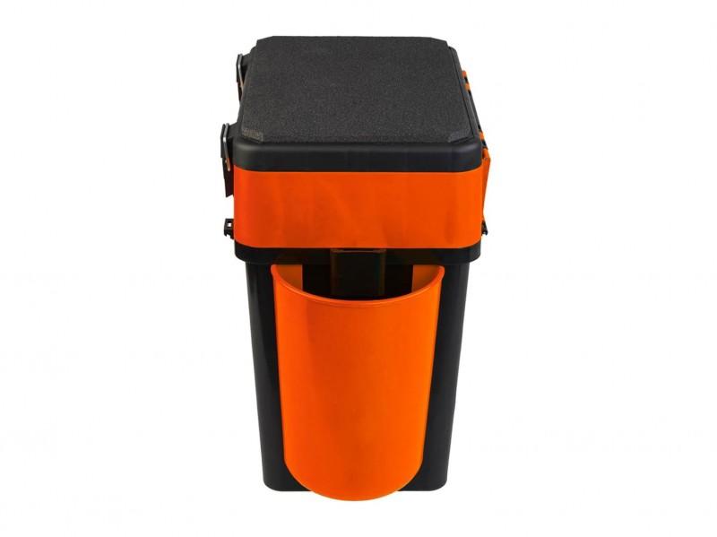 фото Ящик зимний Helios FishBox 19л оранжевый