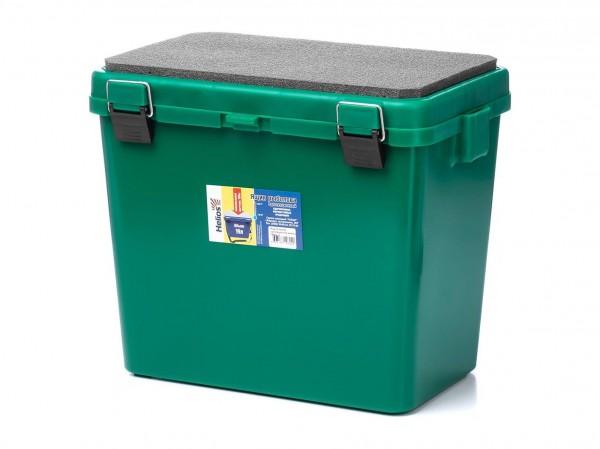 Ящик зимний Helios Ящик-М односекционный зеленый